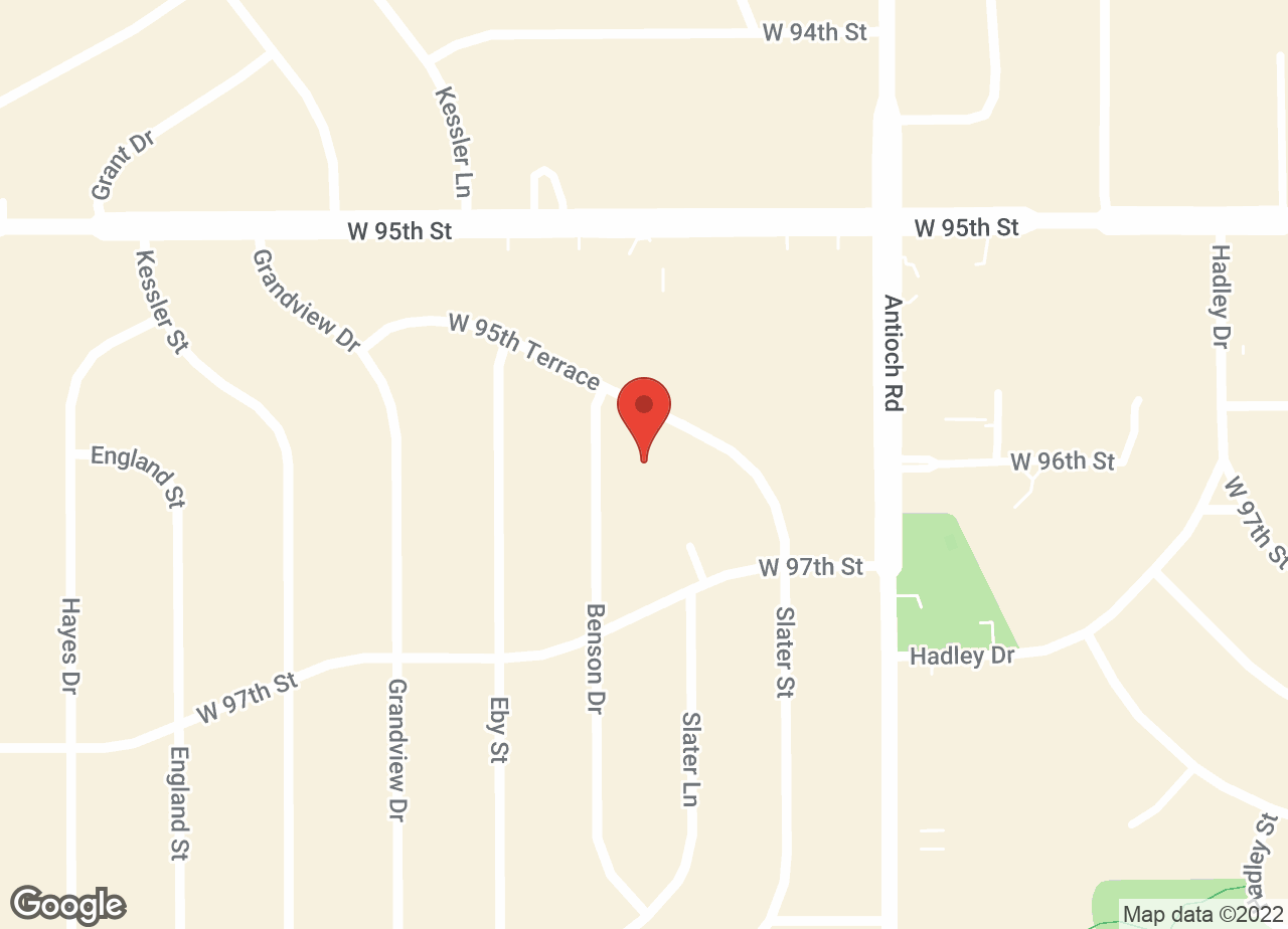 Google Map of VCA Cherokee Animal Hospital