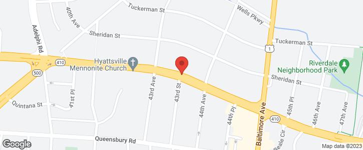 4312 E WEST HWY Hyattsville MD 20782