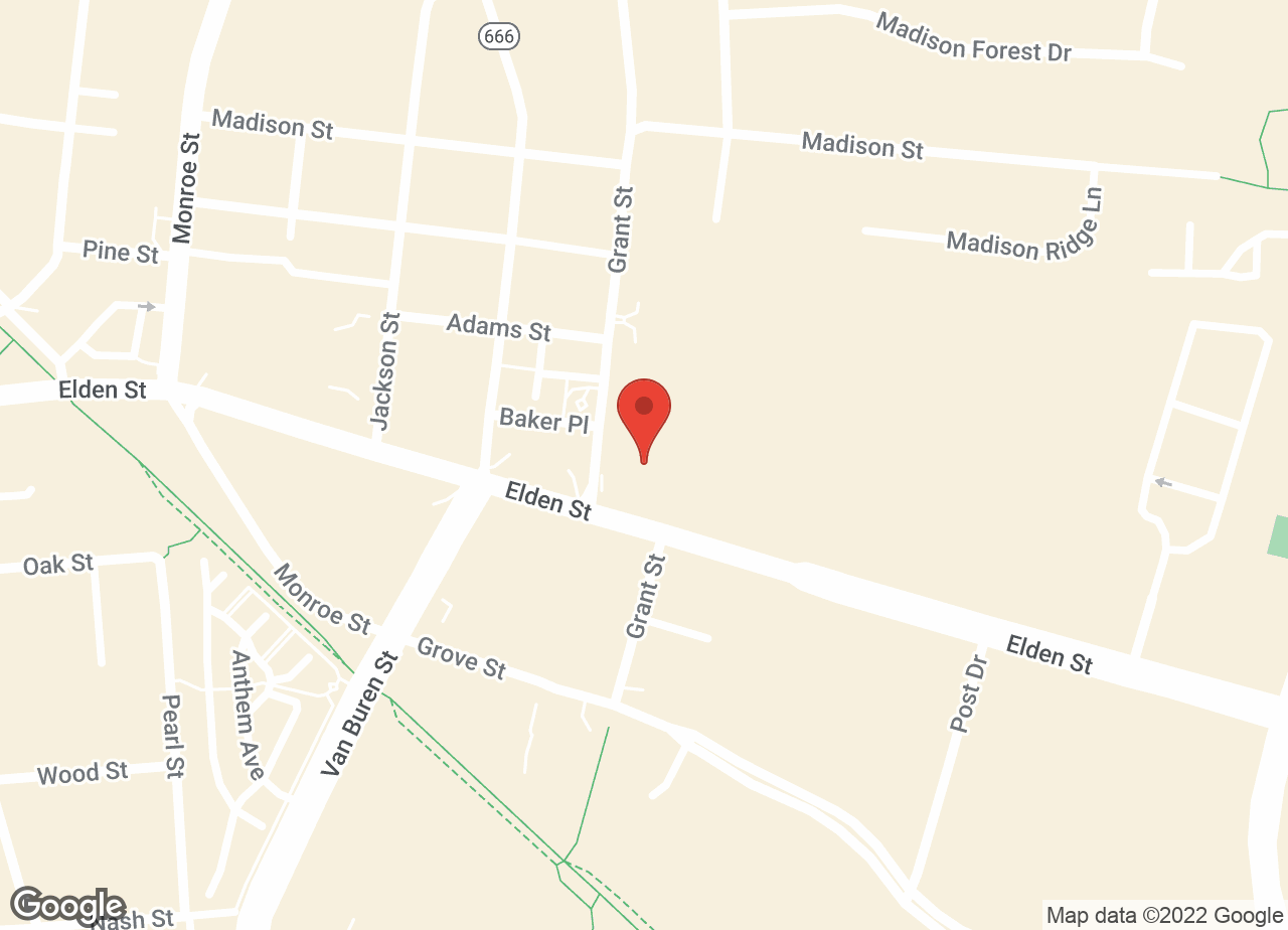 Google Map of VCA Herndon-Reston Animal Hospital