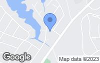 Map of Stevensville, MD