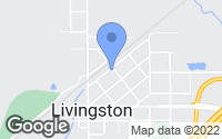 Map of Livingston, IL
