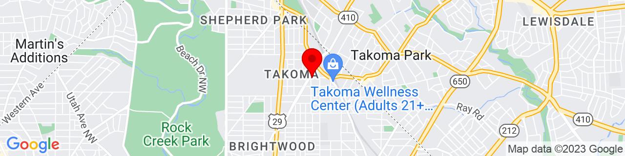 Google Map of 38.9747998, -77.0212529