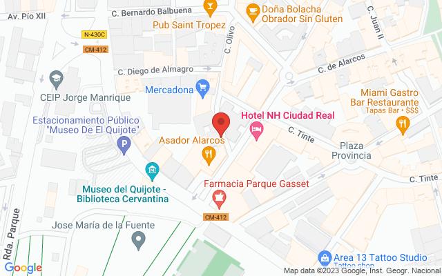 Administración nº12 de Ciudad Real