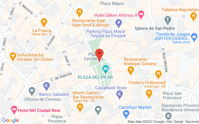 Administración nº1 de Ciudad Real