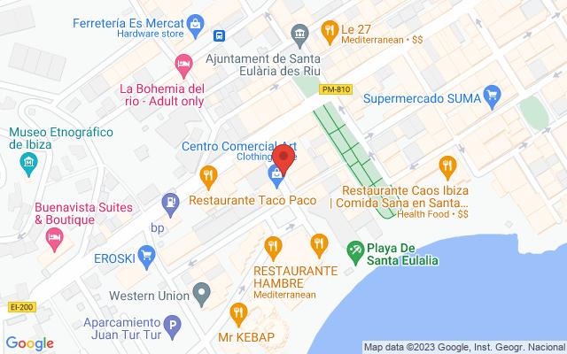 Administración nº1 de Santa Eulalia del Río