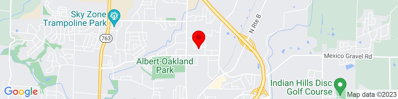 Google Map of 38.9868132, -92.2989595