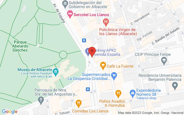 Administración nº7 de Albacete