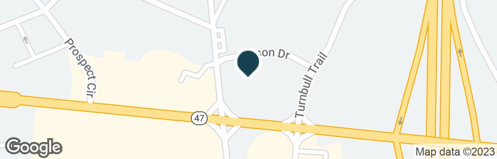 Google Map of100 JASON DR