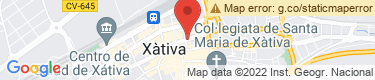 Bonig visita la Fira de Xàtiva