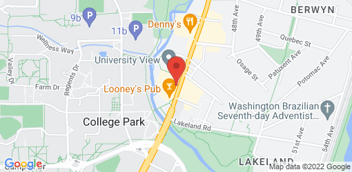 Directions to NuVegan Cafe - College Park