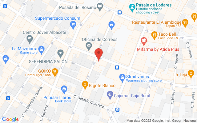 Administración nº9 de Albacete