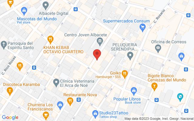 Administración nº18 de Albacete
