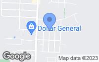 Map of Oak Grove, MO