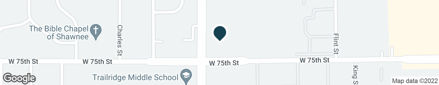 Google Map of11830 W 75TH ST