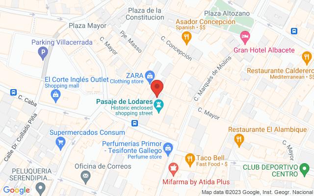 Administración nº2 de Albacete