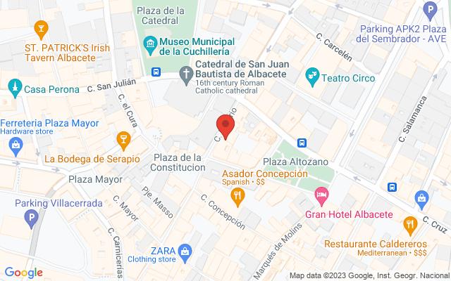 Administración nº6 de Albacete