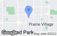 Map of Overland Park, KS