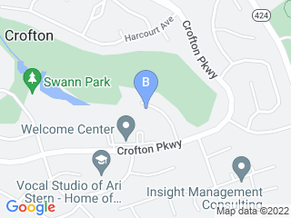 Map of Severn River Pet Sitters Dog Boarding options in Crofton | Boarding