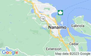 Map of Westwood Lake R.V. Camping & Cabins