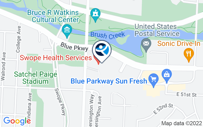 Swope Health Services Location and Directions