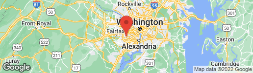 Map of 3813 RIDGE ROAD ANNANDALE, VA 22003