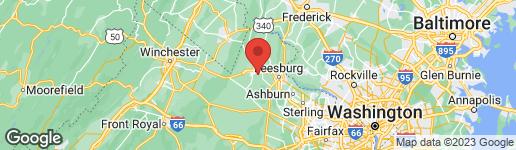 Map of 38238 STONE EDEN DRIVE HAMILTON, VA 20158
