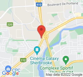 Google Map of 3839+Rue+King+Ouest%2CSherbrooke%2CQuebec+J1L+1W7