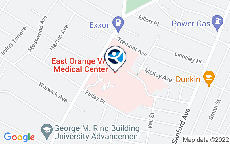VA New Jersey Health Care System - East Orange Campus Location and Directions