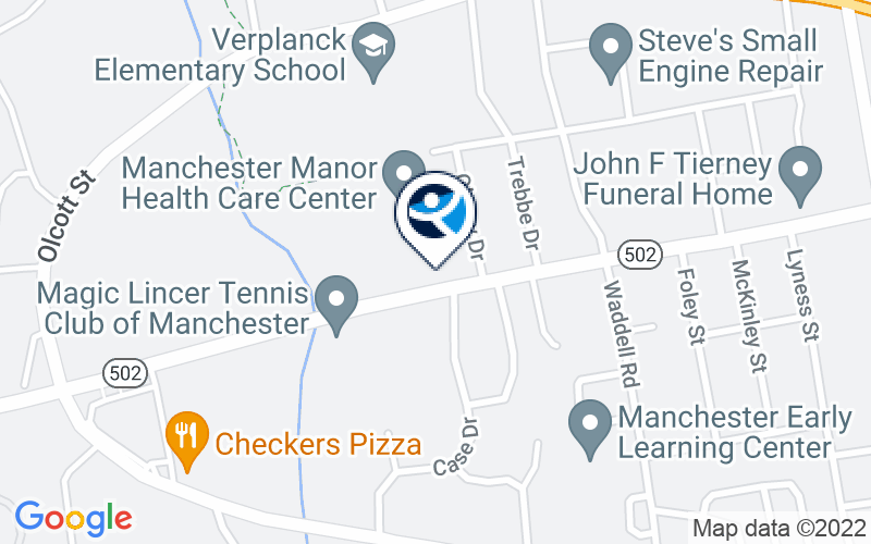 Manchester Manor Location and Directions