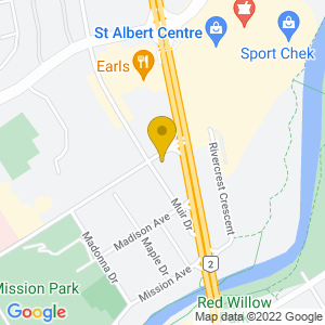 Map to Connors Irish Pub & Grill provided by Google