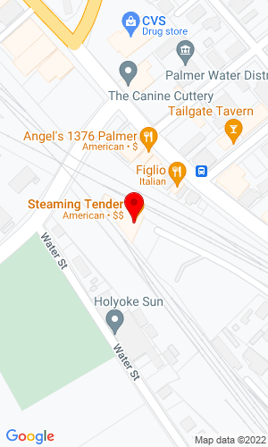 Google Map of Trailers of New England, Inc. 388 Boston Road, Route 20, Box 797, Palmer, MA, 1069