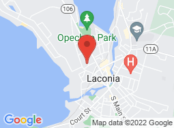 Location of REAL Initiative/Laconia Middle School on a map
