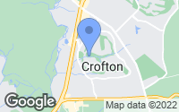 Map of Crofton, MD