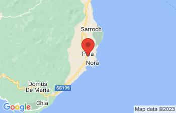 Map of Pula