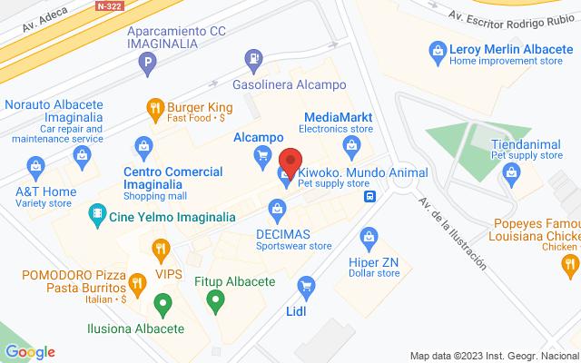 Administración nº20 de Albacete