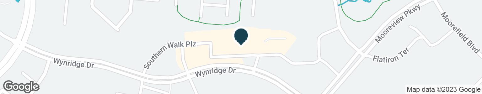 Google Map of43250 SOUTHERN WALK PLZ