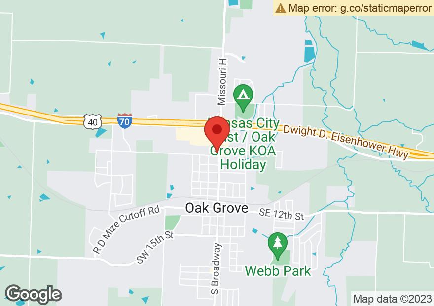 Google Map of 400 S BROADWAY
