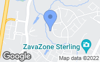 Map of Sterling, VA