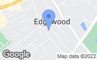 Map of Edgewood, KY