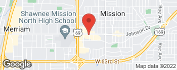 Map of 5922 Barkley St in Mission