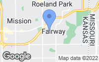 Map of Fairway, KS