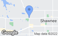 Map of Shawnee, KS