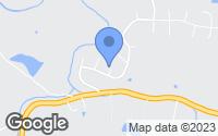 Map of Burlington, KY