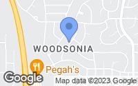Map of Shawnee, KS