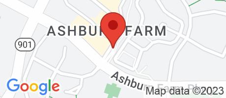 Branch Location Map - The Middleburg Bank, Ashburn Office, 43325 Junction Plaza, Ashburn VA
