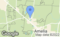 Map of Amelia, OH