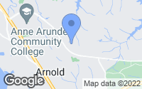 Map of Arnold, MD