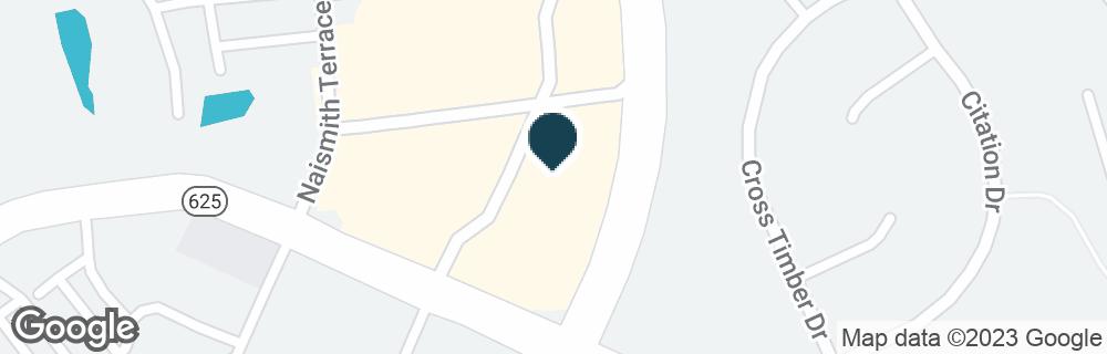 Google Map of42820 CREEK VIEW PLZ