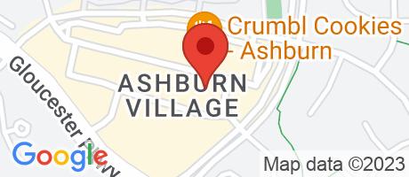 Branch Location Map - PNC Bank, Ashburn Village Branch, 44110 Ashburn Shopping Plaza, Unit #160, Ashburn VA