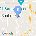 map for  Kok-Gumbaz, Shakhrisabz, Uzbekistan